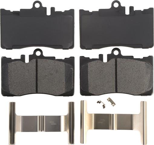 Autopart International 1403-86859 Disc Brake Pad Set