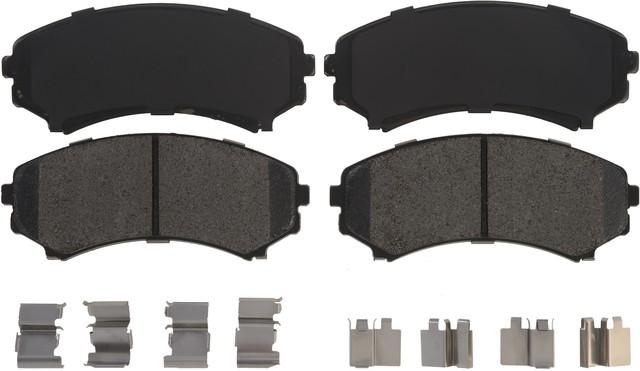 Autopart International 1403-86865 Disc Brake Pad Set
