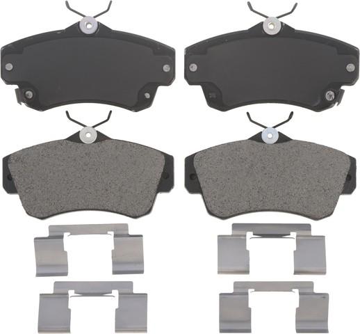 Autopart International 1403-86875 Disc Brake Pad Set