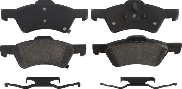 Autopart International 1403-86878 Disc Brake Pad Set