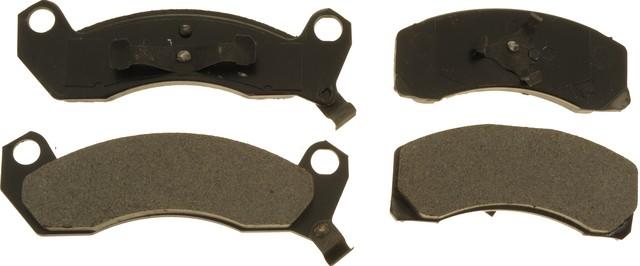 Autopart International 1403-86879 Disc Brake Pad Set
