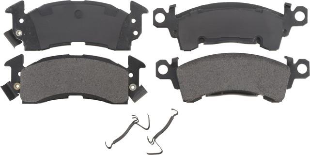 Autopart International 1403-86903 Disc Brake Pad Set