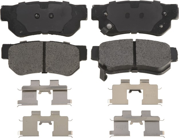 Autopart International 1403-86969 Disc Brake Pad Set