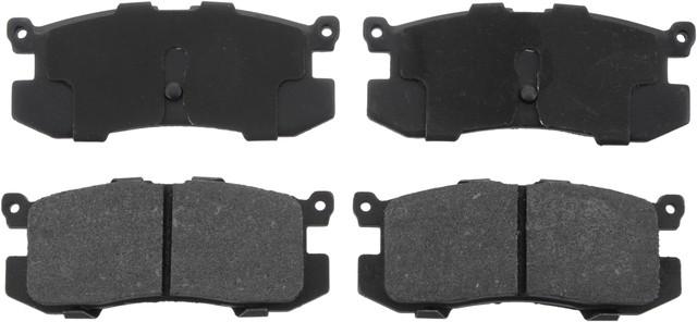 Autopart International 1403-86976 Disc Brake Pad Set
