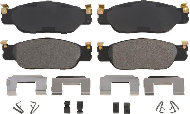 Autopart International 1403-86980 Disc Brake Pad Set