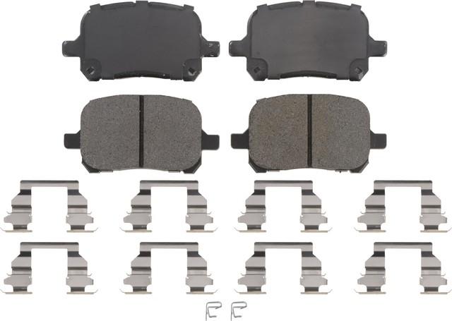 Autopart International 1403-86990 Disc Brake Pad Set