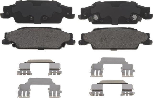 Autopart International 1403-87571 Disc Brake Pad Set
