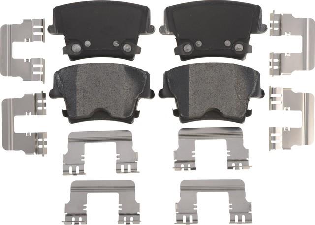 Autopart International 1403-88611 Disc Brake Pad Set