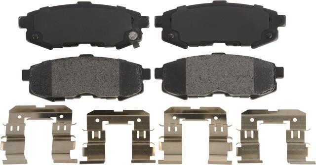 Autopart International 1403-88617 Disc Brake Pad Set