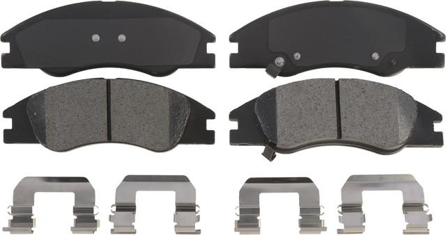 Autopart International 1403-88618 Disc Brake Pad Set