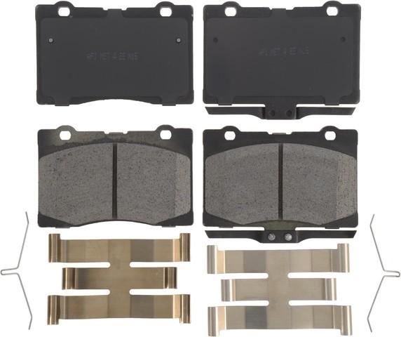 Autopart International 1403-88655 Disc Brake Pad Set