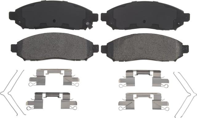 Autopart International 1403-88657 Disc Brake Pad Set