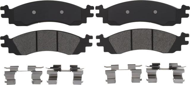 Autopart International 1403-88687 Disc Brake Pad Set