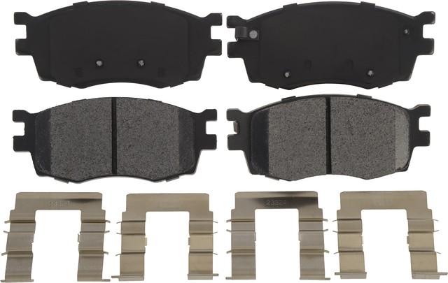 Autopart International 1403-88714 Disc Brake Pad Set
