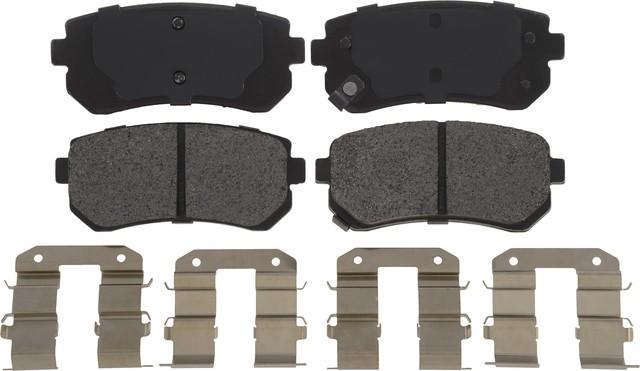 Autopart International 1403-88715 Disc Brake Pad Set