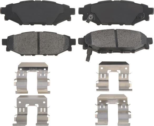 Autopart International 1403-88731 Disc Brake Pad Set