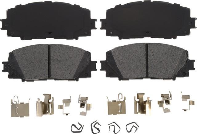 Autopart International 1403-88955 Disc Brake Pad Set