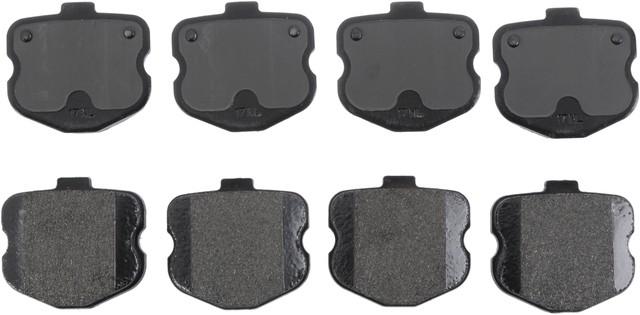 Autopart International 1403-88970 Disc Brake Pad Set