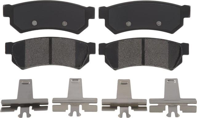 Autopart International 1403-88989 Disc Brake Pad Set