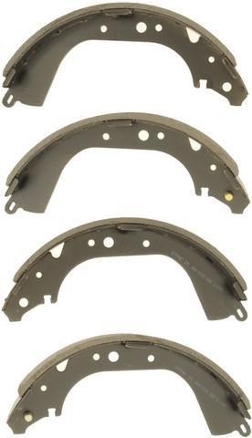Autopart International 1404-10189 Drum Brake Shoe