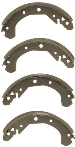 Autopart International 1404-10271 Drum Brake Shoe
