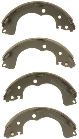Autopart International 1404-10328 Drum Brake Shoe