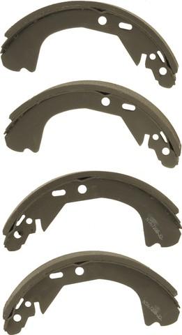 Autopart International 1404-10342 Drum Brake Shoe
