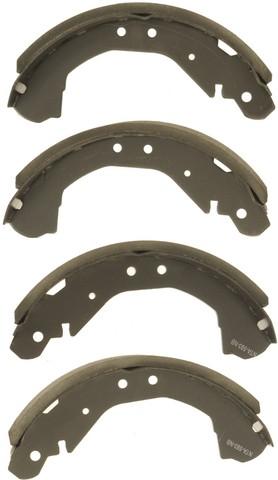 Autopart International 1404-10450 Drum Brake Shoe