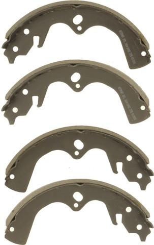 Autopart International 1404-10452 Drum Brake Shoe