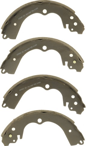 Autopart International 1404-10467 Drum Brake Shoe