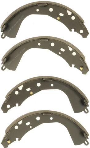 Autopart International 1404-10474 Drum Brake Shoe