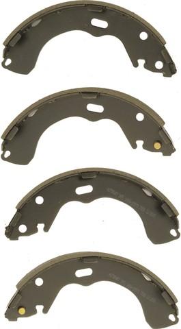 Autopart International 1404-10573 Drum Brake Shoe