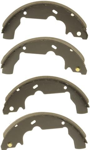 Autopart International 1404-10671 Drum Brake Shoe