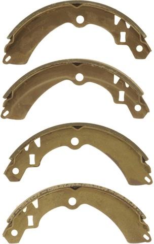 Autopart International 1404-10672 Drum Brake Shoe