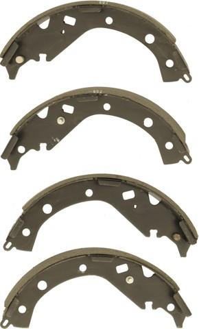 Autopart International 1404-10761 Drum Brake Shoe