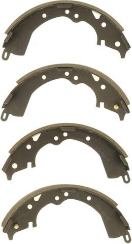 Autopart International 1404-10763 Drum Brake Shoe