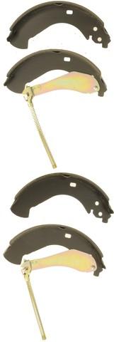 Autopart International 1404-10798 Drum Brake Shoe