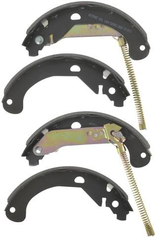 Autopart International 1404-320902 Drum Brake Shoe