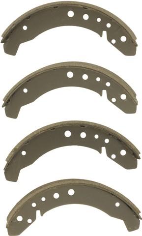 Autopart International 1404-92438 Drum Brake Shoe