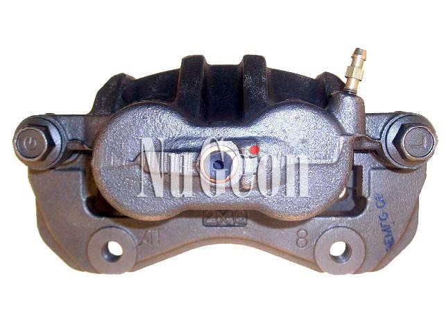 Autopart International 1405-12582 Disc Brake Caliper