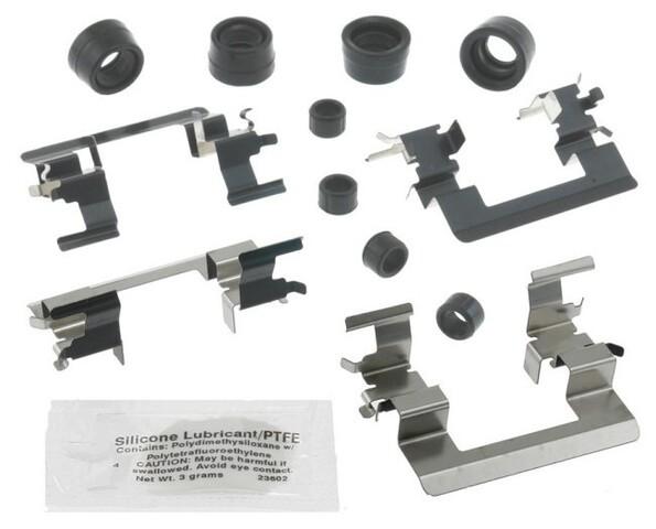 Autopart International 1406-08547 Disc Brake Hardware Kit