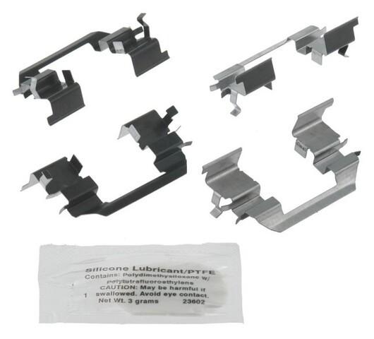 Autopart International 1406-09926 Disc Brake Hardware Kit