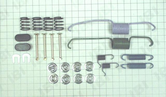 Autopart International 1406-12203 Drum Brake Hardware Kit