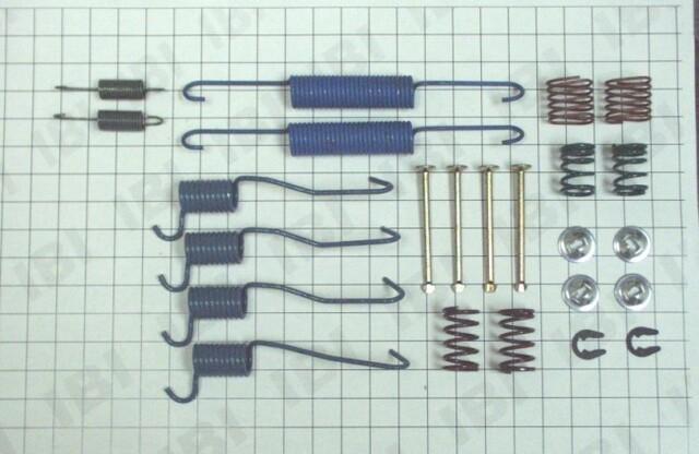 Autopart International 1406-12210 Drum Brake Hardware Kit