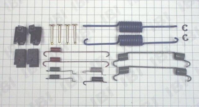 Autopart International 1406-12213 Drum Brake Hardware Kit