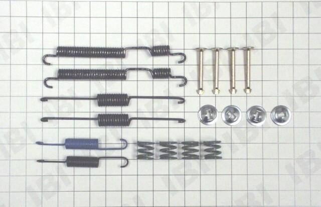 Autopart International 1406-12215 Drum Brake Hardware Kit
