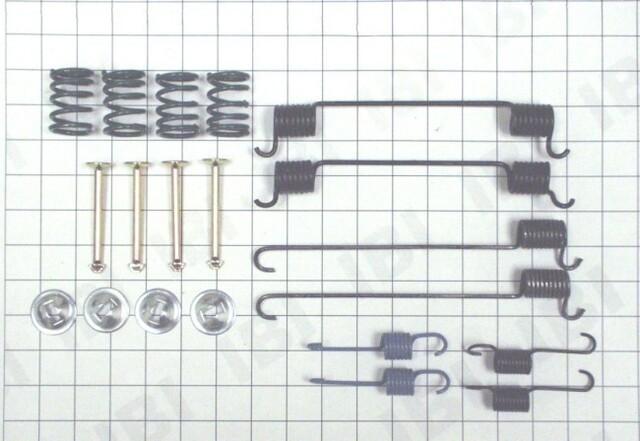 Autopart International 1406-12218 Drum Brake Hardware Kit