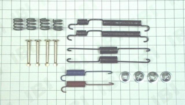 Autopart International 1406-12221 Drum Brake Hardware Kit