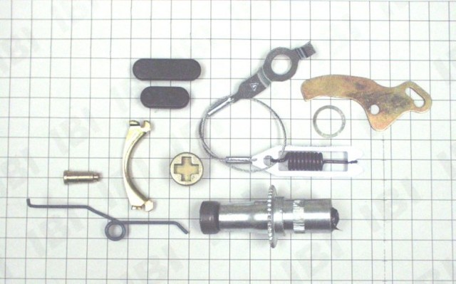 Autopart International 1406-12241 Drum Brake Self-Adjuster Repair Kit