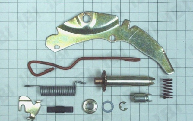 Autopart International 1406-12244 Drum Brake Self-Adjuster Repair Kit